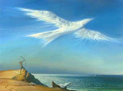 Umut Bulutları & Şüphe - Vladimir Kush