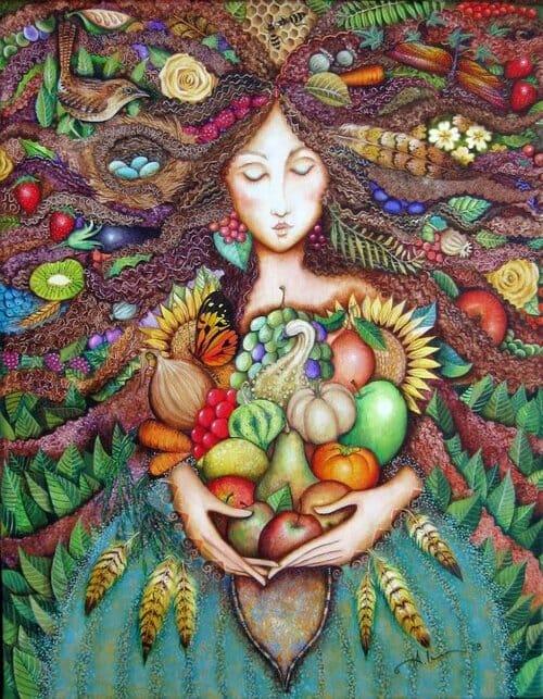 lady of abundance