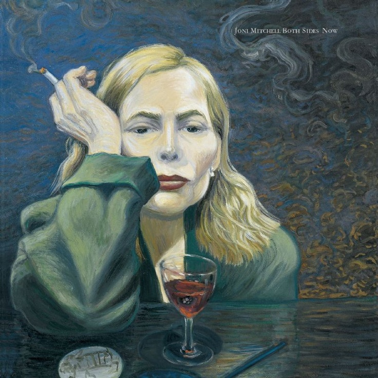 Self Protrait by Joni Mitchel
