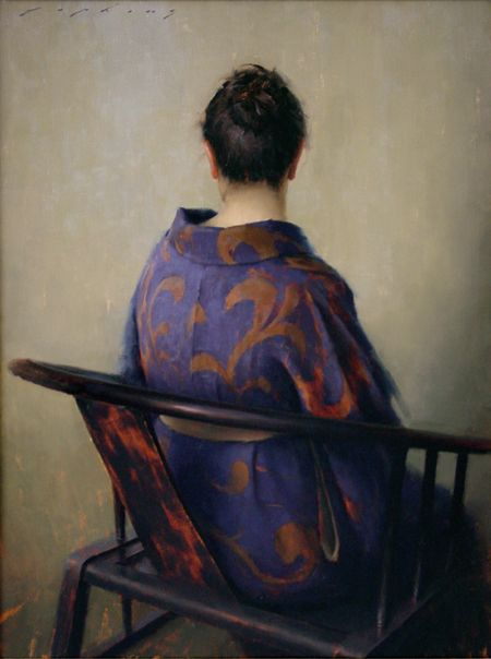 by Jeremy Lipking