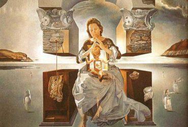 Madonna della Port by Dali